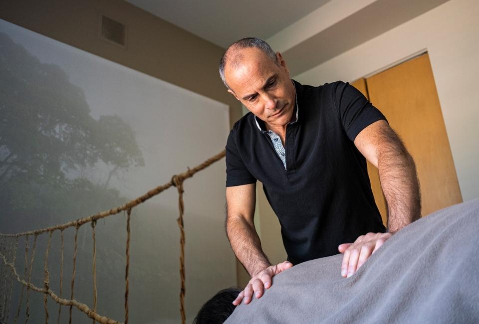 massage thérapeutique à Montréal