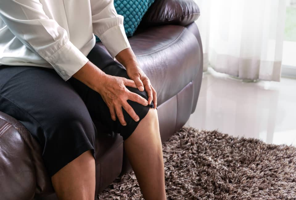 douleur au genoux et arthrose
