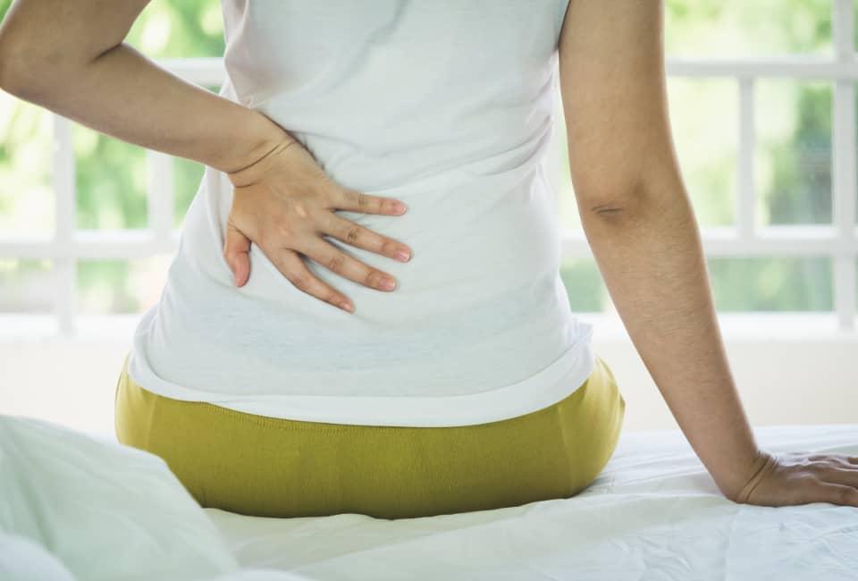 douleur au dos et lombalgie