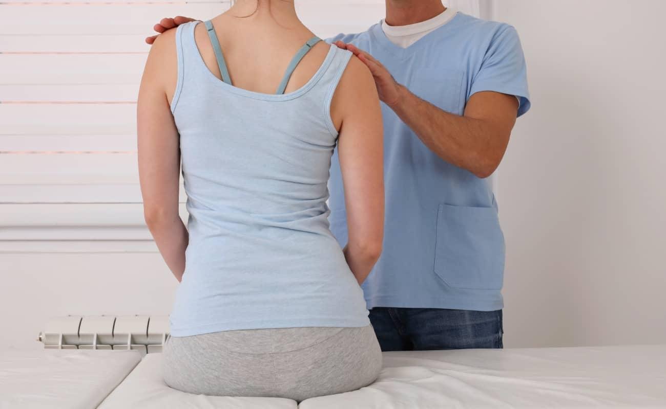 scoliose vertebrale